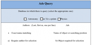 Ads Query Form
