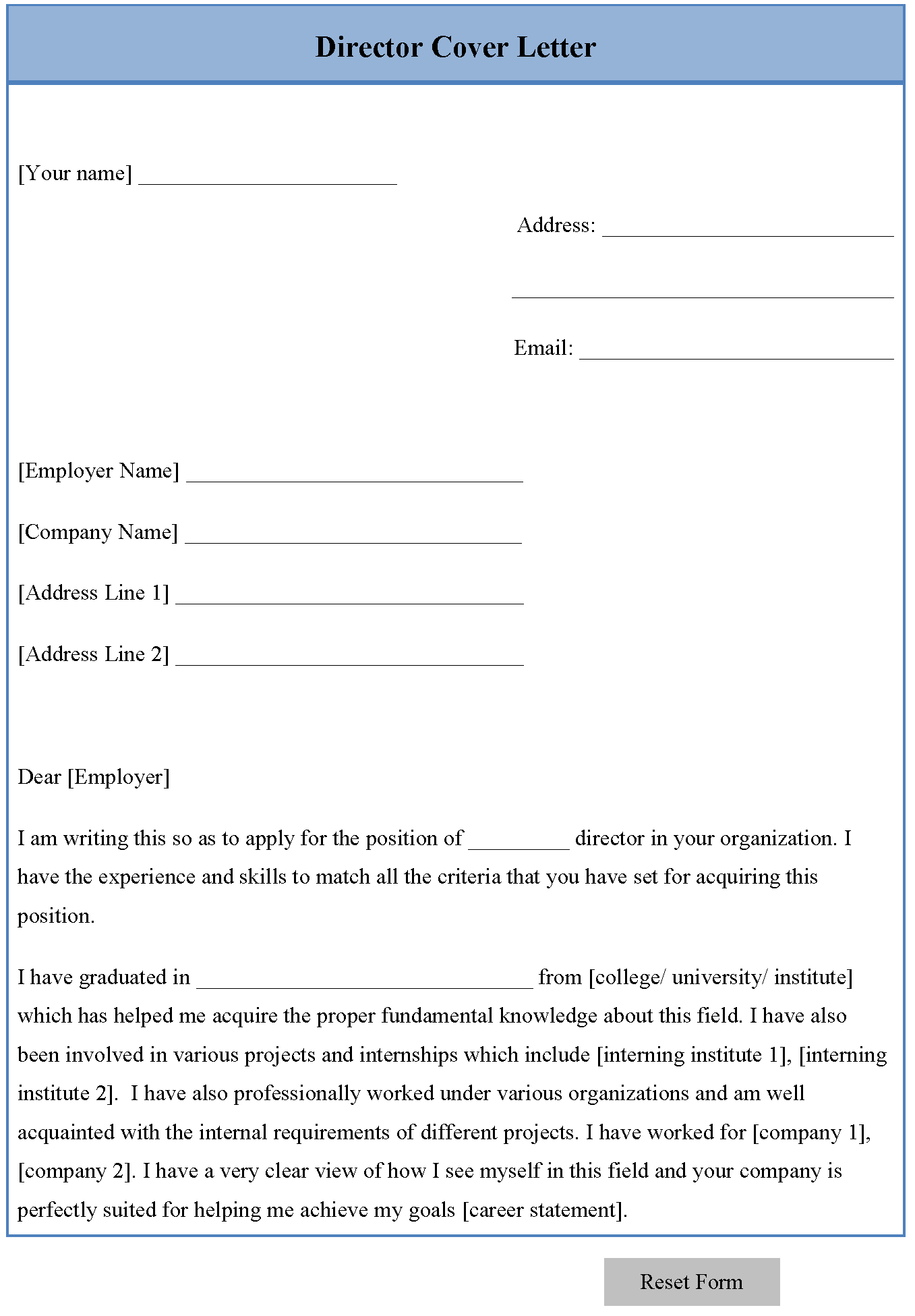 creating an editable pdf form in word